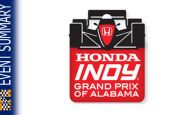 EVENT SUMMARY: 2014 Honda Indy Grand Prix of Alabama