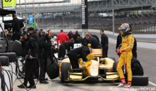 New IMS road course layout draws rave reviews at test
