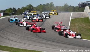 Mazda Road to Indy: Repeat winners the theme of the day