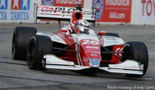 Veach carries momentum forward with Lights pole at Long Beach