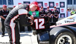 Power earns Verizon P1 pole award for Honda Indy Grand Prix of Alabama