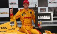 Hunter-Reay repeats at Honda Indy Grand Prix of Alabama