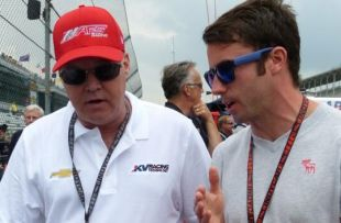 Davison becomes 33rd Indy 500 entry with KV Racing Technology