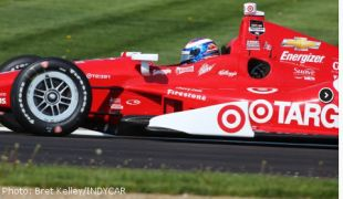 Dixon paces opening day at Grand Prix of Indianapolis