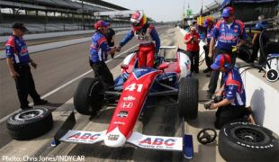 Rookies breeze through ROP at IMS