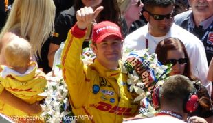 Hunter-Reay wins 2014 Indianapolis 500 in second-closest finish in history