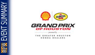 EVENT SUMMARY: 2014 Shell and Pennzoil Grand Prix of Houston