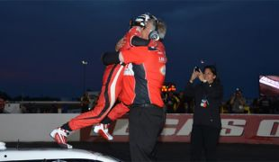 Grist: Bravery pays off with first Pro Mazda win of the year at Lucas Oil Raceway