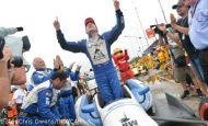 Huertas lands first IndyCar win in bizarre Houston double-header opener