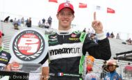 Bourdais claims Verizon P1 Award for Honda Indy Toronto race 1