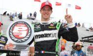 Bourdais claims Verizon P1 Award for Honda Indy Toronto race 1