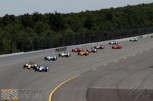 FIRST IMPRESSIONS: 2014 Pocono IndyCar 500