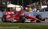 Dixon posts historic last-to-first run to victory at Mid-Ohio