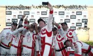 Dixon wins Sonoma, Power carries championship lead into finale