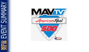 EVENT SUMMARY: 2014 MAVTV 500 at Auto Club Speedway