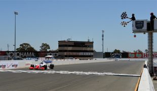 Win for Harvey at Sonoma takes Indy Lights title fight to season finale