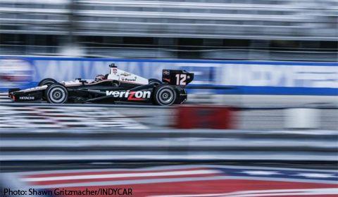Power wins Verizon P1 pole award for Milwaukee