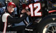 Power wins pole and sets new track record at GoPro Grand Prix of Sonoma