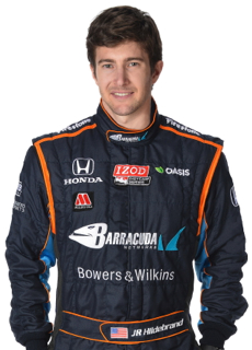 JR Hildebrand will share driving duties on the Barracuda Network IndyCar with Luca Filippi for the remainder of the 2013 season.
