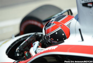 Will Power earns Verizon P1 pole award for Honda Indy Grand Prix of Alabama