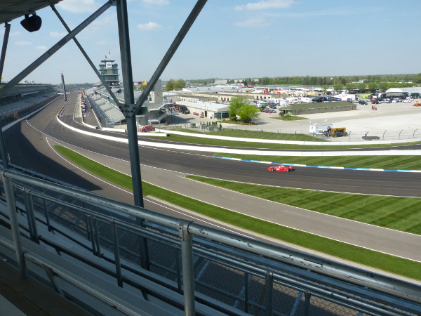 Grand Prix of Indianapolis view from E Penthouse