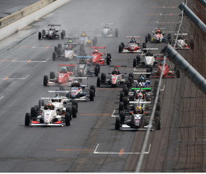 Will Owen claims victory in USF2000 Grand Prix of Indianapolis race 1
