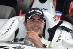 Jack Harvey sweeps Indy Lights at Mid-Ohio
