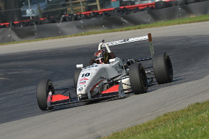 Florian Latorre wins USF2000 race 3 at Mid-Ohio
